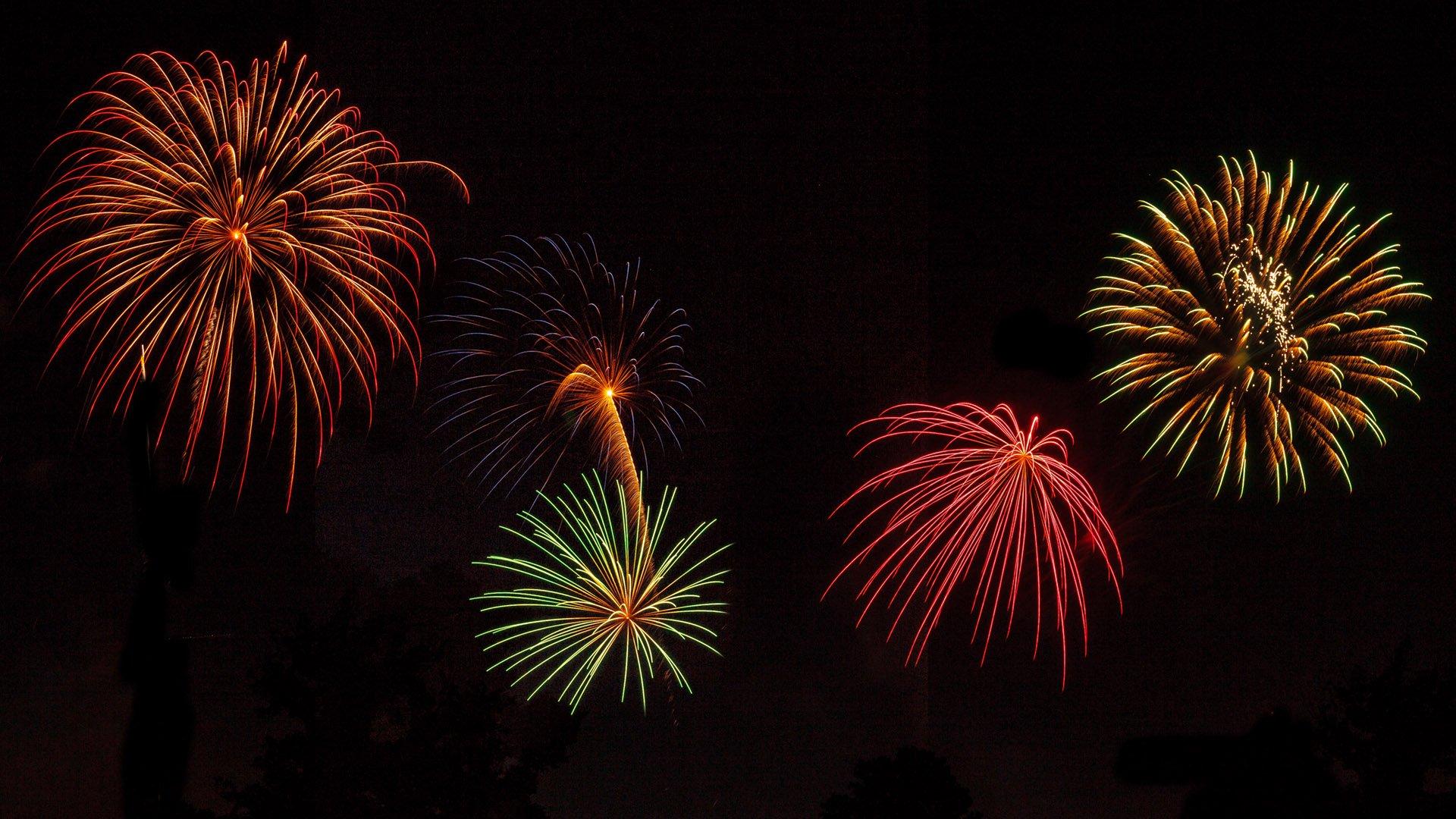 Finish Fireworks Photos in Lightroom! It's Easy   Photofocus