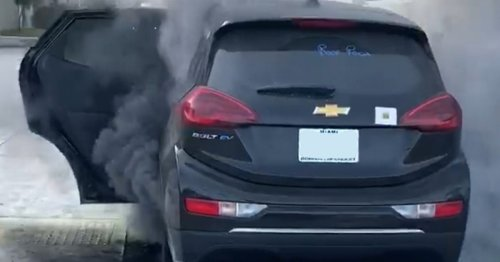 Everything we know about the Chevy Bolt EV fires