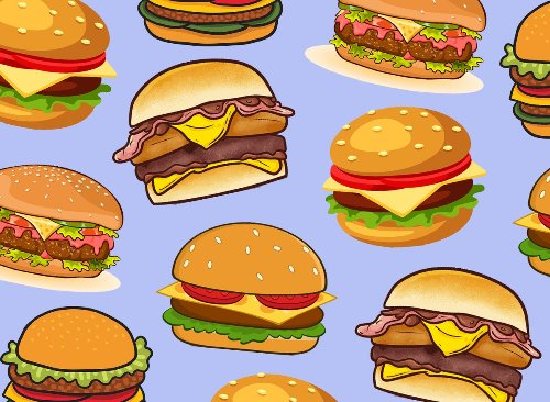 76 Fast-Food Burgers, Ranked By Calories
