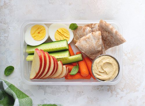 15 Best Healthy Snack Combos For Weight Loss | Eat This Not That