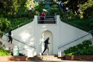 Walking with grief, love, and serenity on the East Bay's secret stairs