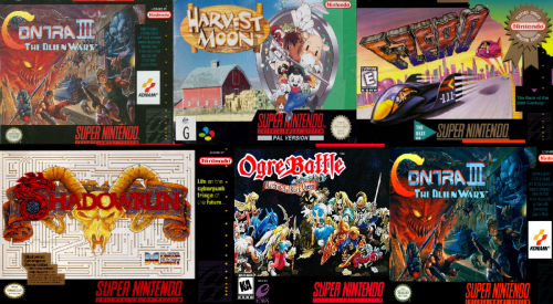 15 SNES Games That Still Hold Up Today