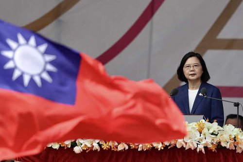 """""""They Cannot Force Us To Follow The Path Chosen By China"""", Says Taiwan President - Smartencyclopedia"""