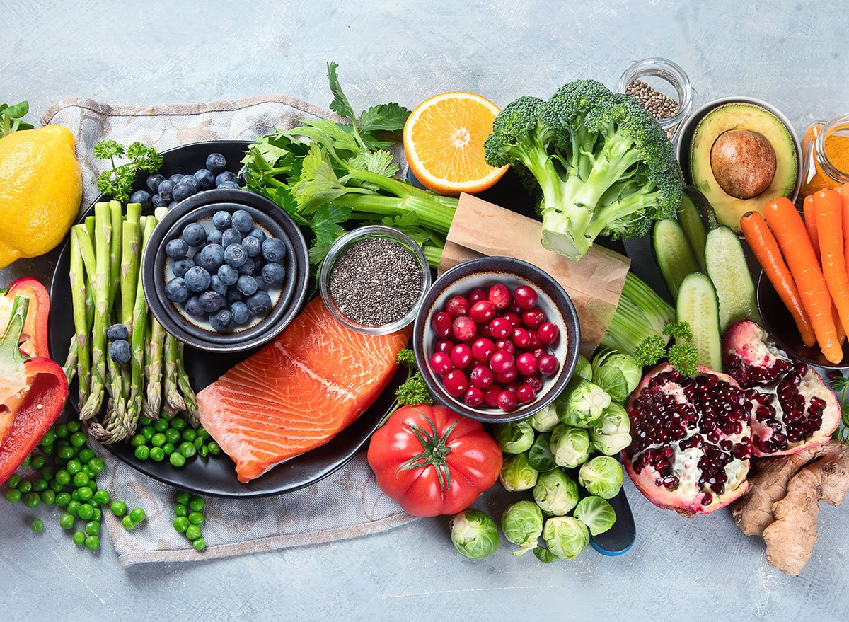 The #1 Best Food to Eat to Reduce Inflammation, Says Dietitian
