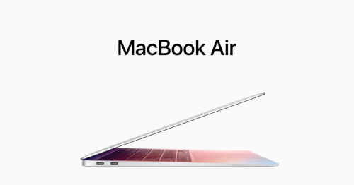 Apple unveils all-new MacBook Air powered by Apple Silicon M1 chip - 9to5Mac