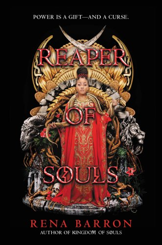 Book Review: REAPER OF SOULS by Rena Barron