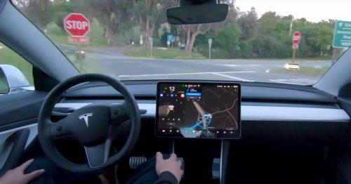Tesla (TSLA) could dominate $1.2 trillion market with autonomous, Uber-like vehicle fleet - Electrek