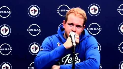 RAW: Winnipeg Jets Andrew Copp Interview – Mar. 25   Watch News Videos Online