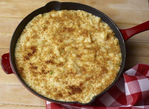 Quick & Easy Mac 'n Cheese Carbonara Recipe | Eat This Not That