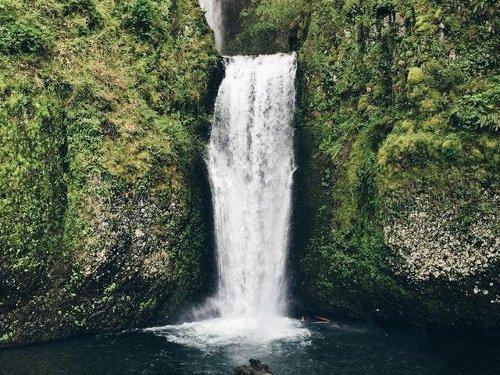 Caribbean Waterfalls and Lagoons