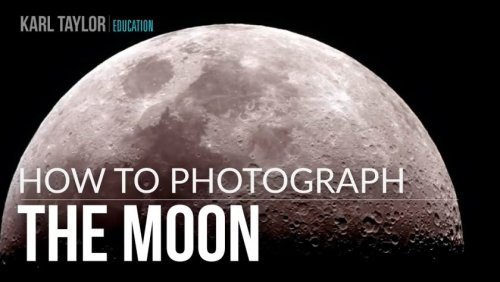 How to get great moon photos
