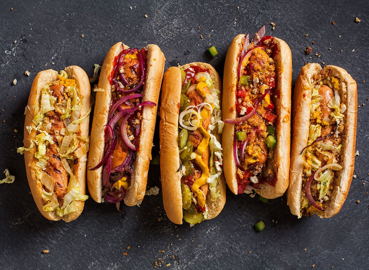 16 Best Hot Dog Toppings