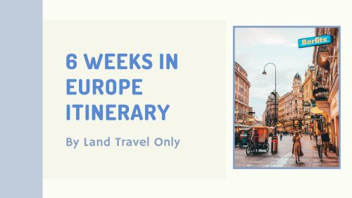 Europe Travels cover image