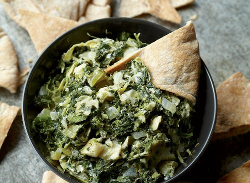 Spinach Artichoke Dip Recipe | Eat This Not That