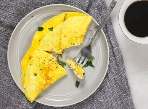 This Is the Single Best Way To Make an Omelet   Eat This Not That