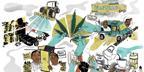 On Something: Fair Shake — the podcast about life after legalization takes a look at the inequities in the cannabis industry
