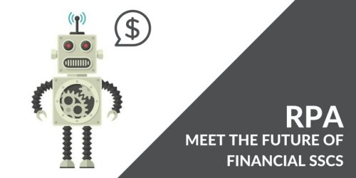 RPA: Meet the future of Financial SSCs