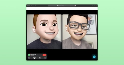 Here's a first look at how FaceTime works in a web browser - 9to5Mac