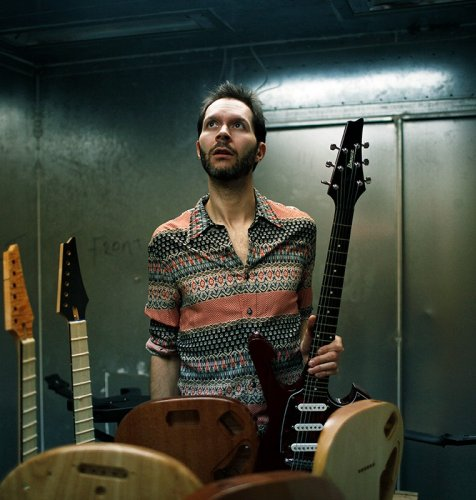 """Paul Gilbert: """"I love everything that I do — I love being a father, I love my son, I love my students and I love playing"""""""