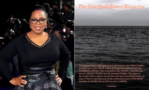 """The New York Times Magazine and Pulitzer Prize Winner Nikole Hannah-Jones' """"1619 Project"""" to Become Docuseries at Hulu"""