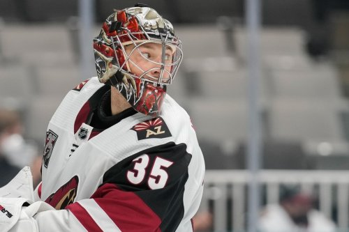 Report: Edmonton Oilers were unable to land goaltender Darcy Kuemper due to discrepancy in offer