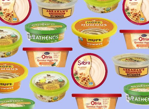 7 Best Hummus Brands to Buy, According to Dietitians | Eat This Not That