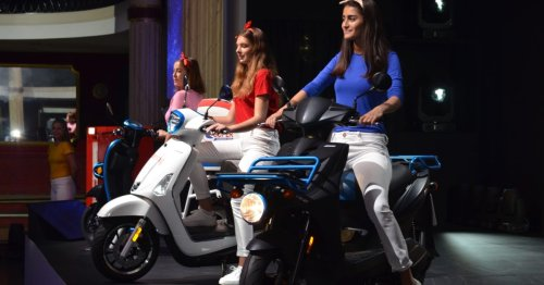 KYMCO goes all in on Ionex, trying to unseat electric scooter king Gogoro