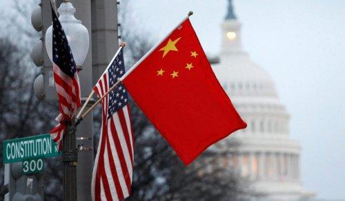 USA vs. China cover image