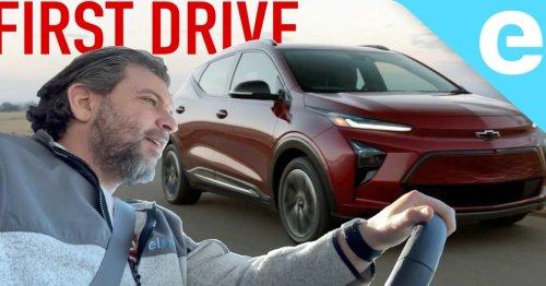 Chevy Bolt EUV First Drive: The best value EV gets the best autonomy - Electrek