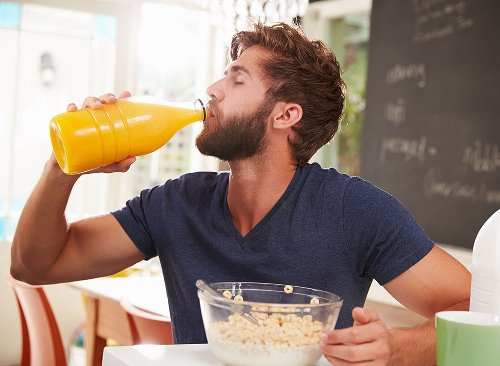 One Major Side Effect of Drinking Juice Every Day, Say Experts   Eat This Not That