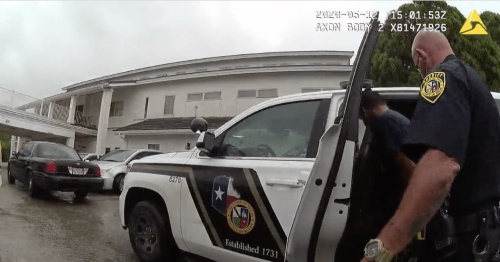 Texas deputy who tased migrant child placed on administrative leave - Reveal