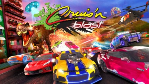 Cruis'n Blast coming to the Switch later this year