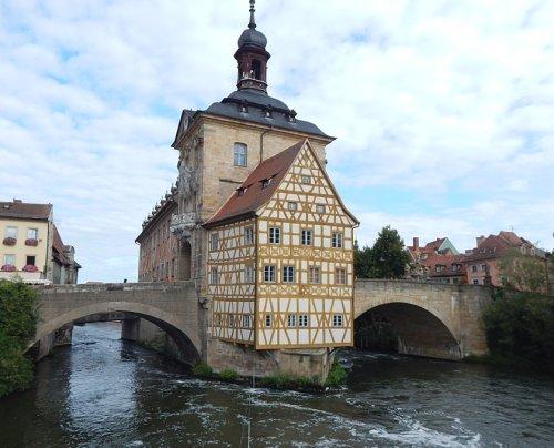 Bamberg halber Tag, unser Rundgang zu den wichtigsten Sehenswürdigkeiten -