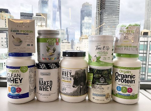 The Best-Tasting Protein Powders | Eat This Not That