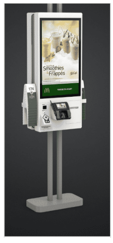 McDonald's Kiosk News - Delivering More Accessible With Storm