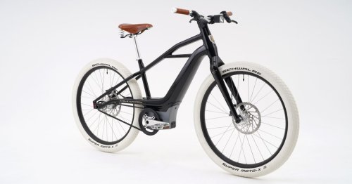 Harley-Davidson's stunning first electric bike broke the internet - and now they're actually selling them