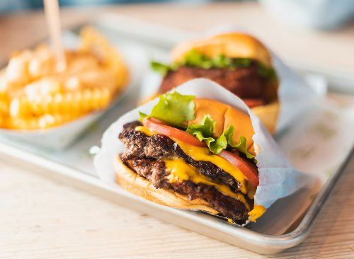 The 13 Healthiest Fast Food Burgers You Can Order | Eat This Not That