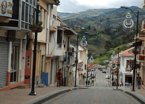 Chordeleg Ecuador - A Day Trip from Cuenca | Travelling Ecuador Part 2