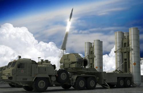 S-500 Missile System - Smartencyclopedia