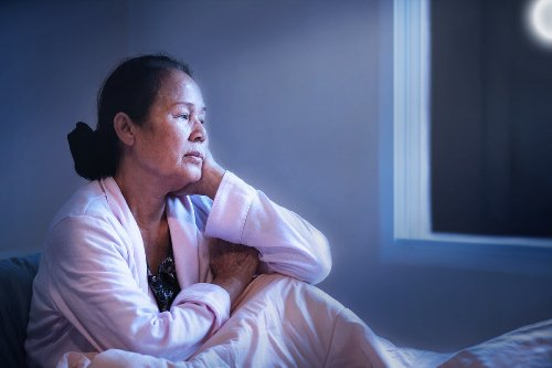 If You Notice This at Night, It May Be an Early Alzheimer's Sign, Study Says