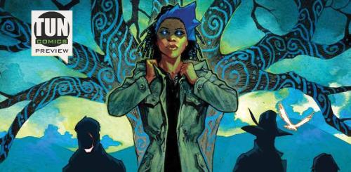 Comics Preview   June 2nd 2021 - The Unheard Nerd