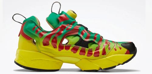Reebok x Jurassic Park sneakers make a bold statement