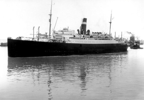 Sinking Of SS Athenia: The First British Ship Lost In World War 2 - Smartencyclopedia