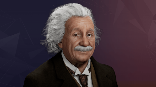 Digital Einstein: One of History's Great Minds, Now AI-Powered | UneeQ