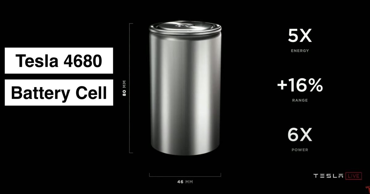 Tesla gives rare update on 4680 battery cell production: Still some work to do