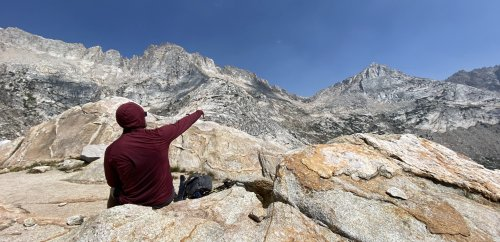 Yosemite High Route, a 9-day backpacking adventure – Marcus Hellberg