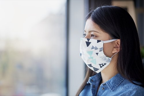 Dr. Fauci Just Made This Major Admission About the CDC Mask Guidance