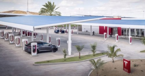 Elon Musk explains how non-Tesla EV owners are going to be able to use the Supercharger network