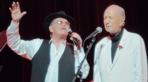 Monkee Time One Last Time as Micky Dolenz, Mike Nesmith Celebrate 55 Years of Hits and Memories