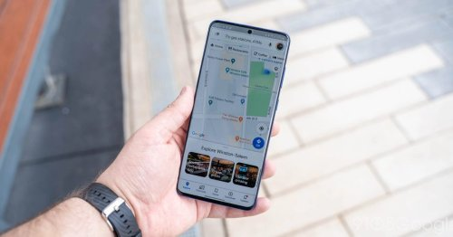 Google Maps will show how busy a place is directly on a map - 9to5Google